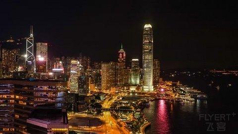 看着是海景,听着是工地   香港万丽海景酒店