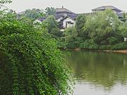 云端漫步,<em>杭州</em>天域开元观堂亲子游