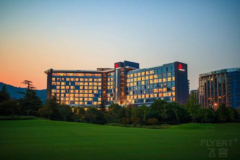 太湖度假-苏州湾艾美酒店 湖景房