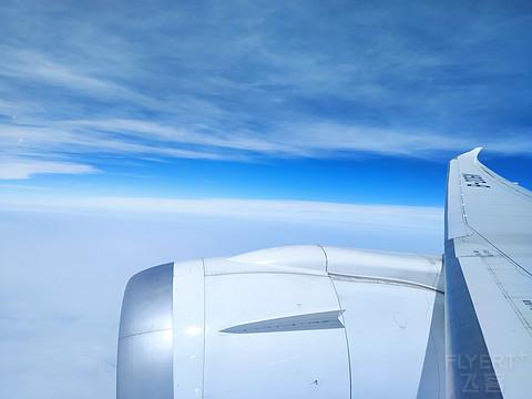 东航云南 MU6623 北京大兴 - 广州白云 B787-9 超级经济舱飞行记录