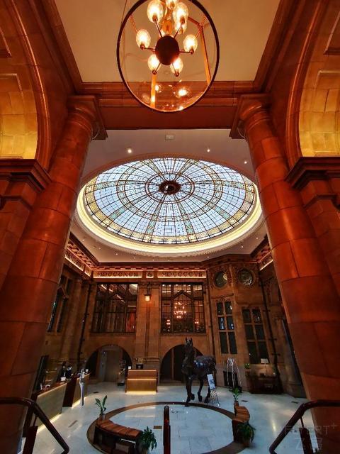 曼城金普顿,颇有网红潜质的低价城市历史酒店