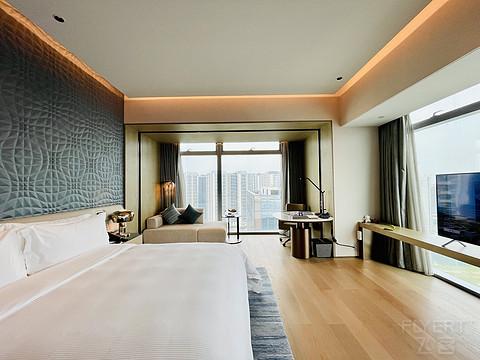 新酒店就是好︱尝鲜•深圳国展中心希尔顿酒店