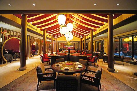 连年黑珍珠一钻?西安凯悦酒店 湖畔中餐厅 体验