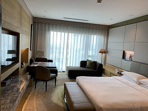 #FLYERT飞客12周年# 比较商务的酒店——天津东凯悦酒店体验