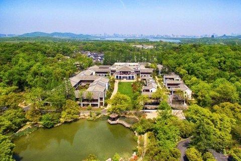 【西湖C位|天然氧吧】¥1599/2晚--杭州西湖蝶来雅谷泉山庄度假套餐