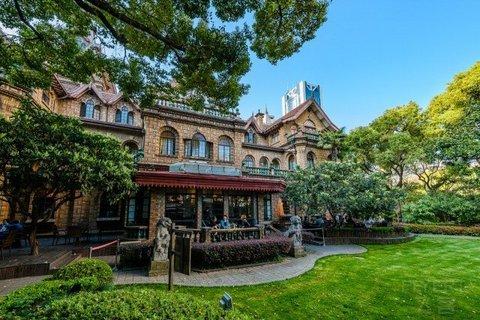 【限量100套花园别墅酒店】¥1198/套--上海衡山马勒别墅饭店度假套餐