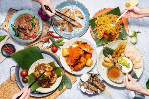 【四折爆款】¥288/2位--上海波特曼丽思卡尔顿酒店东南亚双人晚餐/小狮子乐园单人自...