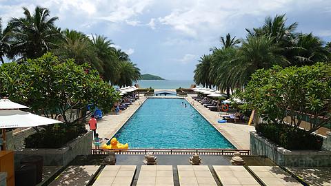海上生明月,万宁的体验感的确更好,石梅湾艾美&威斯汀度假酒店