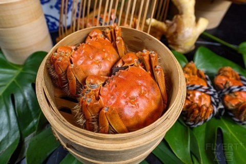 【中秋国庆可用】¥336起/2位--上海闵行宝龙艾美酒店周末自助晚餐!