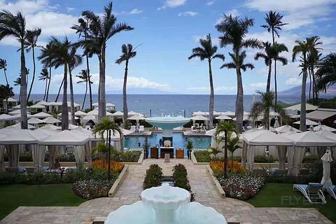 盛夏茂宜,四季初体验 Four Seasons Resort Maui at Wailea