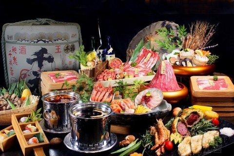 超人气和牛寿喜锅!¥178起/位--上海卓美亚喜玛拉雅酒店臻品和牛寿喜锅单人自助餐