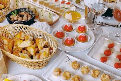 ¥198/2位--上海国际会议中心东方滨江大酒店双人自助下午茶套餐