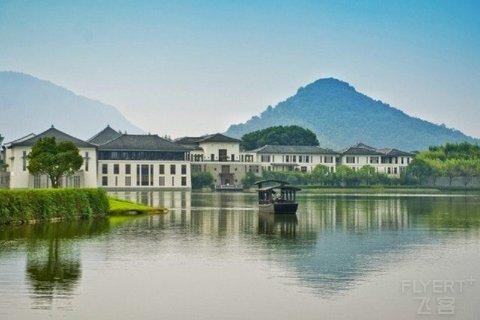 【11至12月周末不加价】¥3488/2晚--杭州富春山居度假村度假套餐