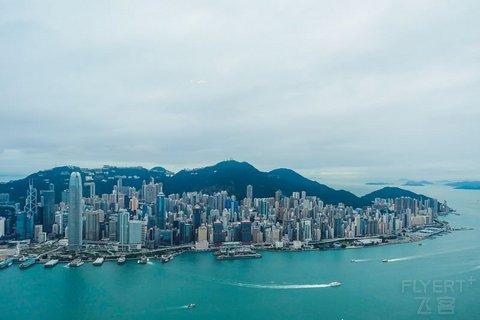 香港丽思卡尔顿酒店 + 天龙轩 | 天与海的境界