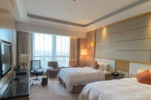 非会员,携程预定,江阴除了喜来登最好的酒店了