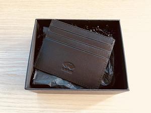 飞客茶馆定制卡包、钱包