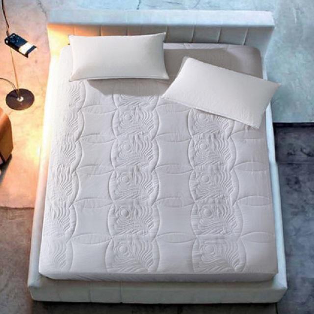 酒店床笠保护垫子床垫1.8m床褥席梦思防滑可水洗保护垫双人
