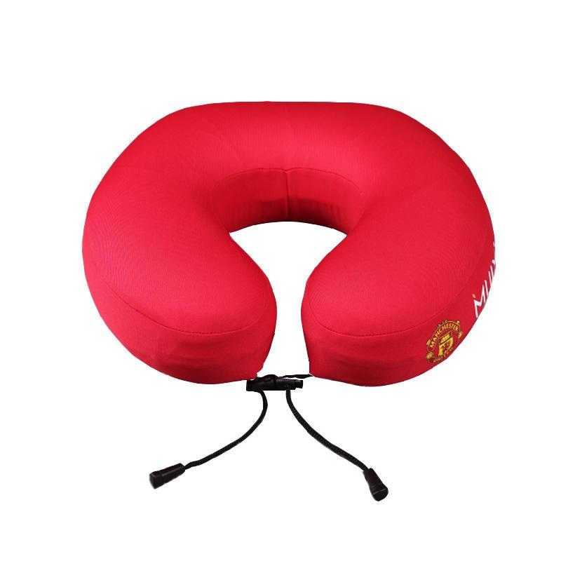 曼联传奇7号U型圈枕  非温感记忆绵释压 多方位承托头、颈、肩  MLILY梦百合