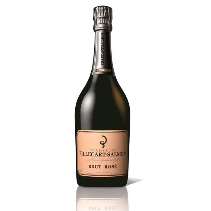 沙龙贝尔桃红香槟(起泡葡萄酒) 法航头等舱用酒  Billecart Salmon, Brut Rose 750ml