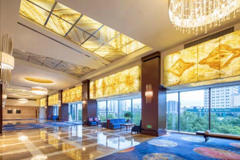 杭州JW万豪酒店万誉会,含房券+多份餐券 亚太区餐饮订房8折 MZ7