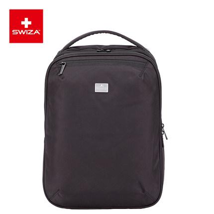 SWIZA百年瑞士双肩包商务休闲笔记本电脑包13/14英寸男女学生书包城市轻便迷你时尚通勤背包